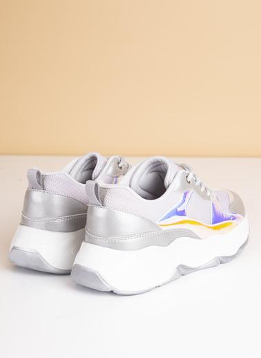 Pierre Cardin Sneakers Gri